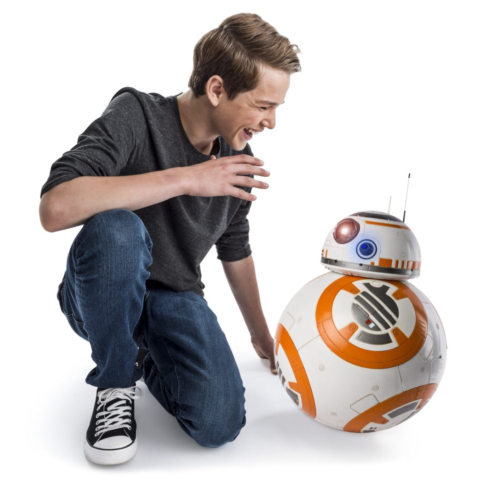 Spin Master Hero Drone BB-8