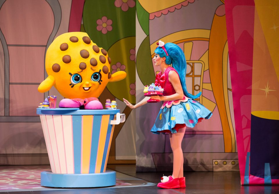Win Tickets to See Shopkins Live