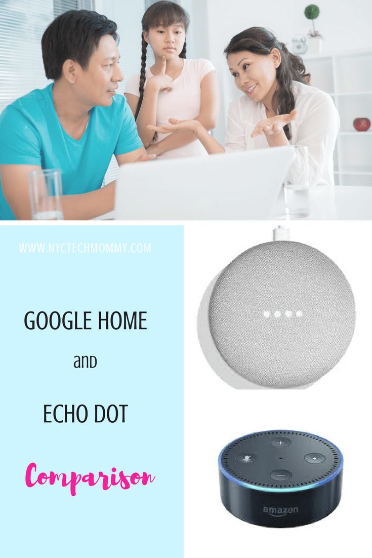 The decision on whether to buy Google Home or Echo Dot naturally boils down to what the digital assistant can do for you since the devices posses different strengths and weakness. Here is a comparison of the two. You decide!