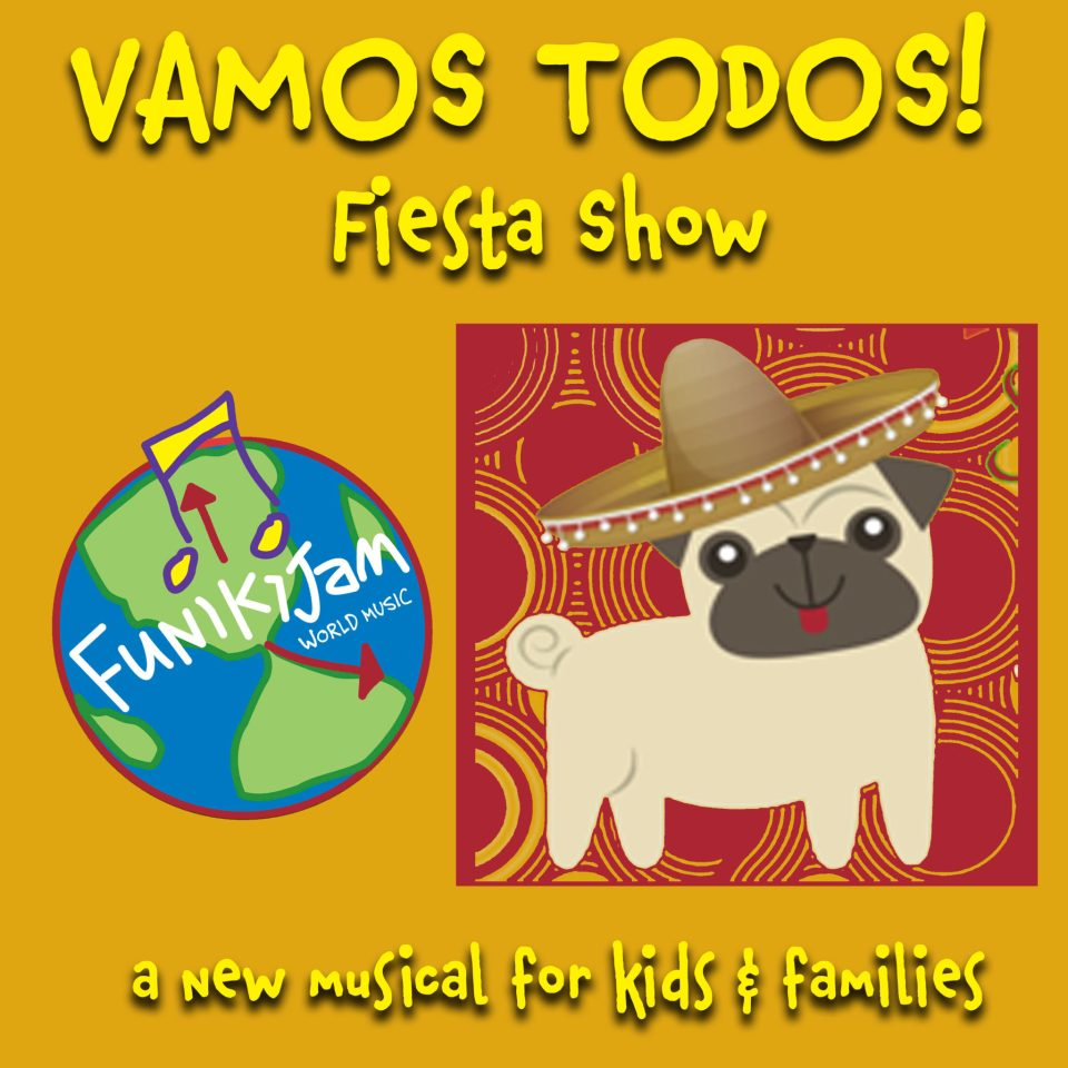 Celebrate Cinco de Mayo with Funikijam