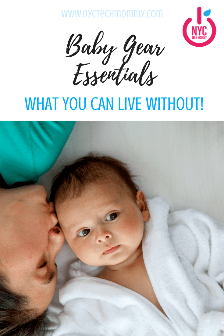 Here's a list to help you decide which baby gear essentials are must-haves and which you can do without.