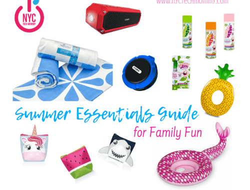 Summer Essentials Guide for Family Fun