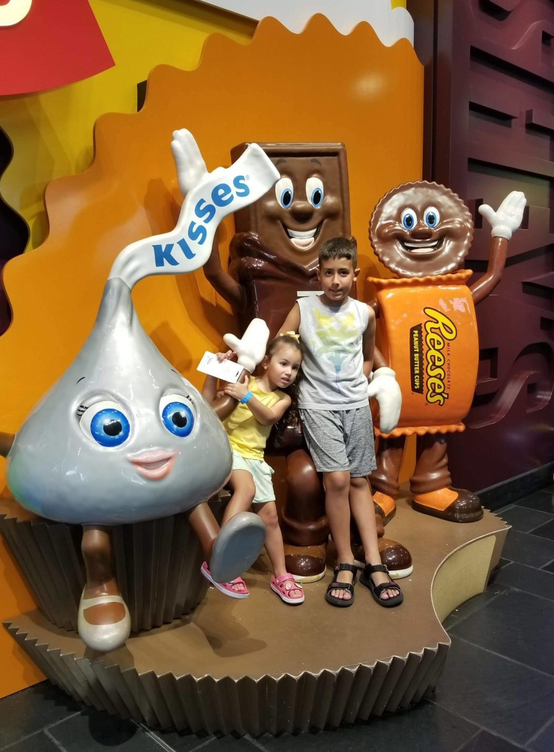 Our Family Road Trip to Hershey Park with Chevrolet - NYC