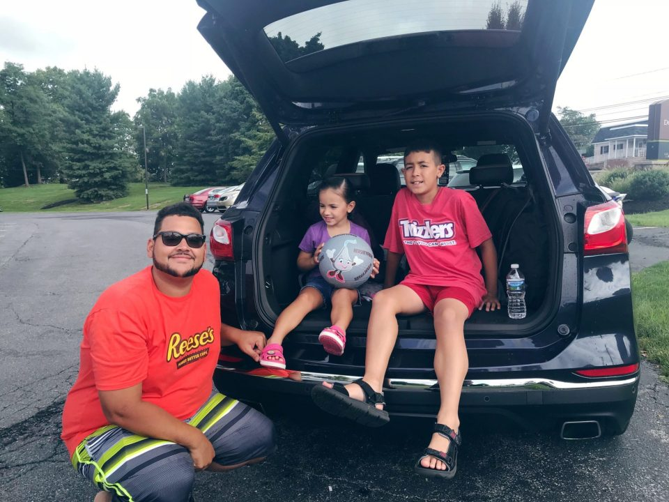 Hershey Family Road Trip