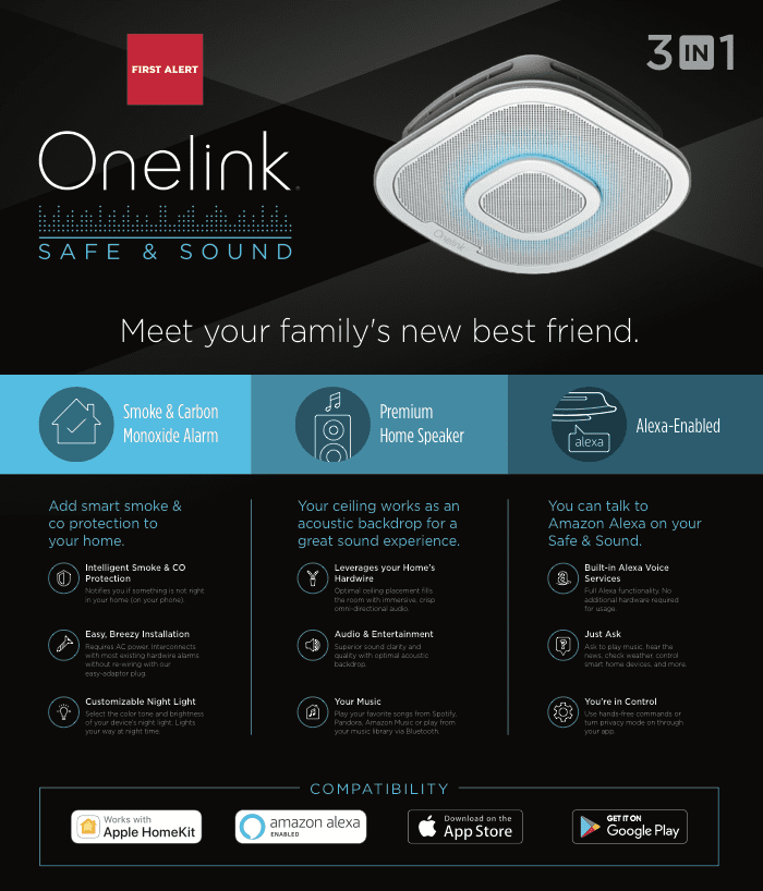 Onelink Safe & Sound
