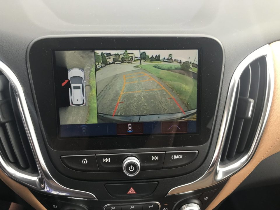 Surround Vision in Chevy Equinox