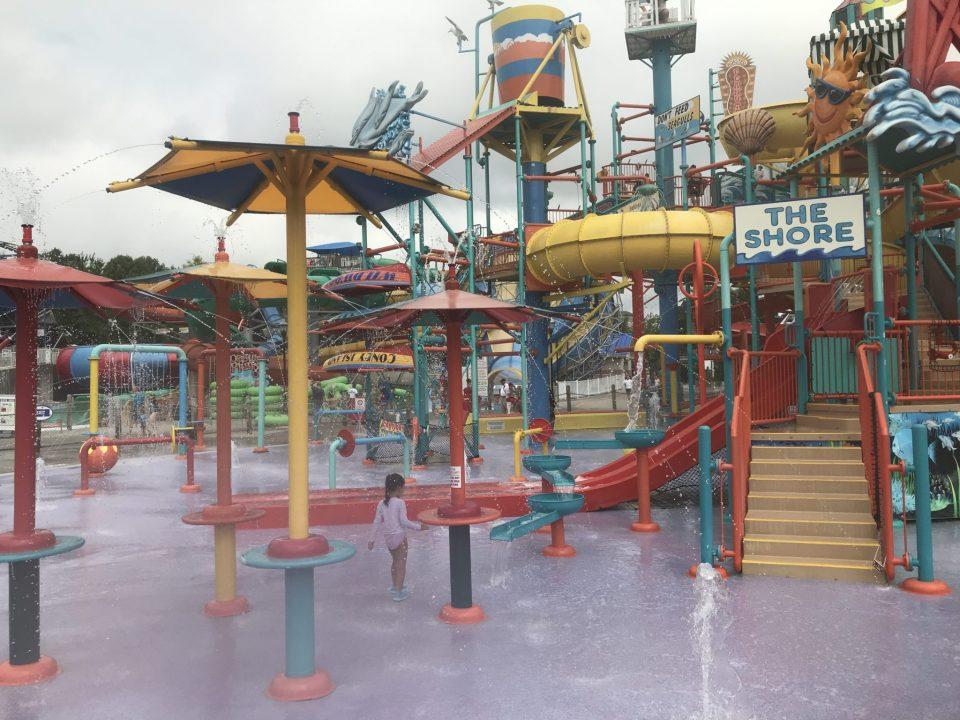 Hershey Park Water Park