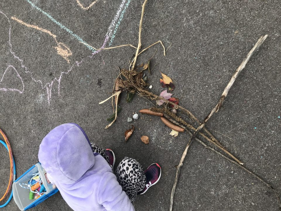 Outdoor play ideas - play with your kids!