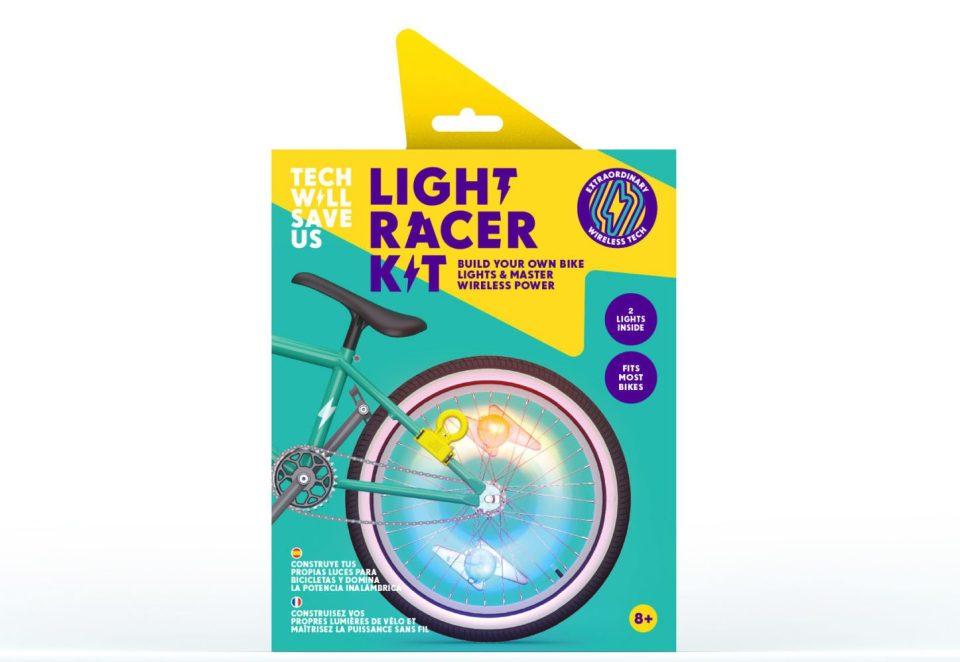 Tech Will Save Us - Light Racer