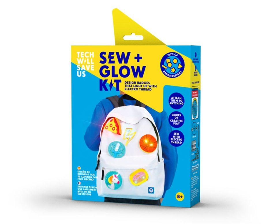 Tech Will Save Us - Sew + Glow Kit