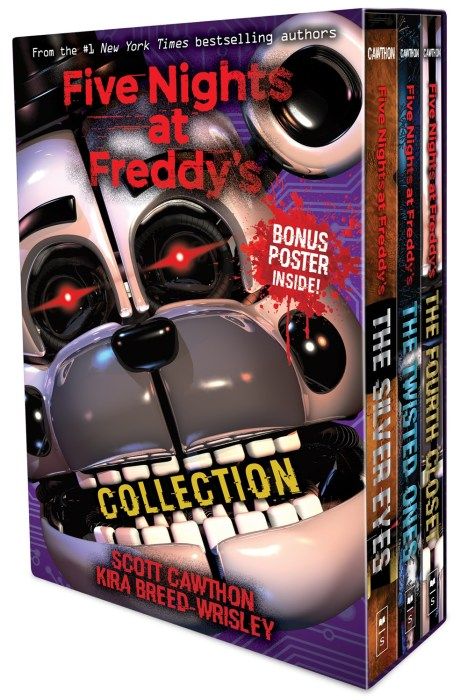 Cover - Five Nights at Freddy's- Book Collection