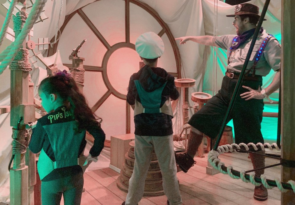 Pip's Island - Immersive theater for kids in NYC