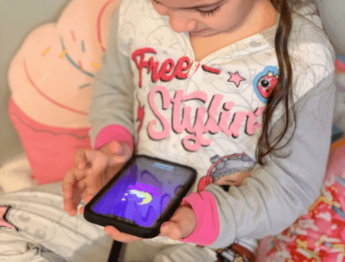 Create a Bedtime Story with GoodNIght Babies App