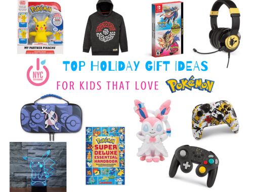 Pokemon Gift Ideas for kids of all ages