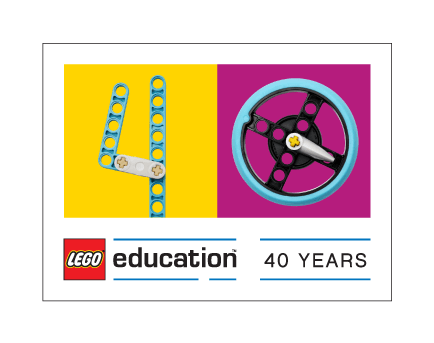 Celebrating 40 Years of LEGO Education with the launch of SPIKE Prme + LEGO Education Master Educator Program