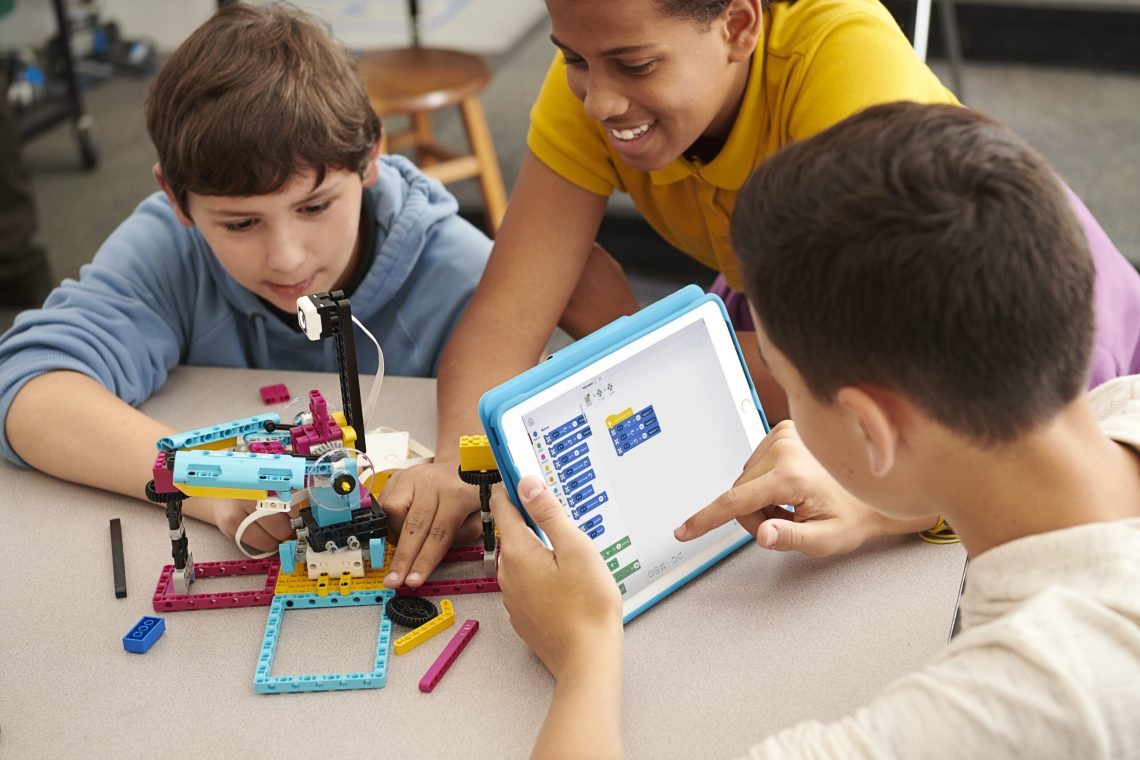 LEGO Education launches SPIKE Prime and celebrates 40 years of LEGO Education