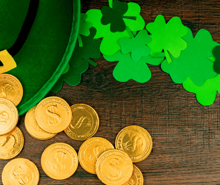 Coding for Kids on St. Patrick's Day