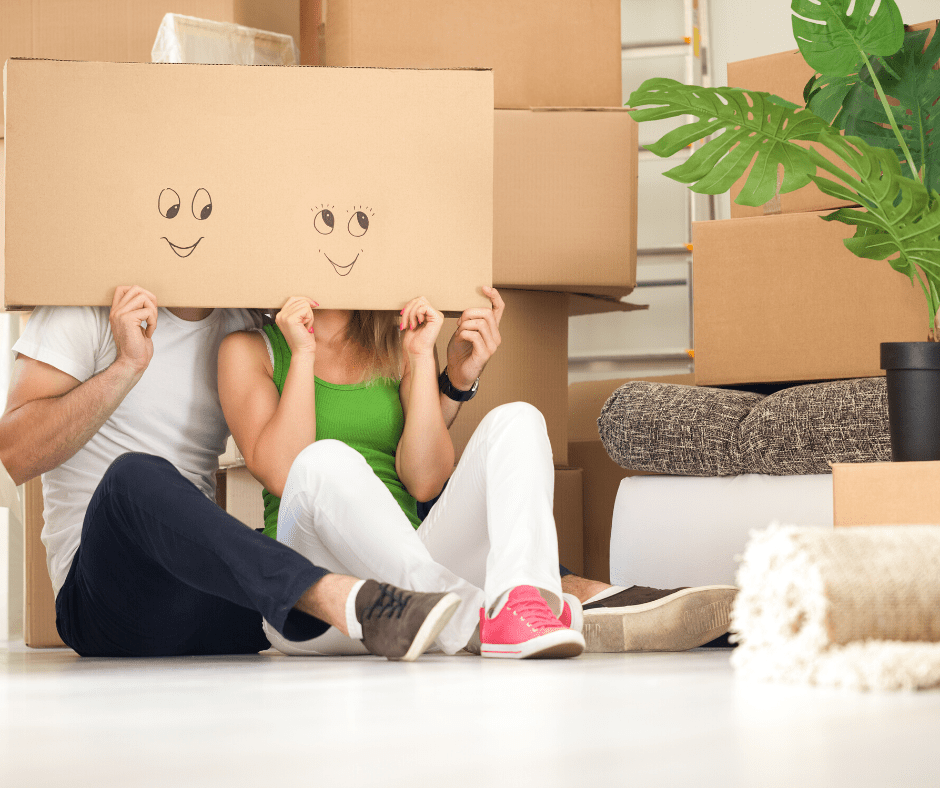 Moving with the family