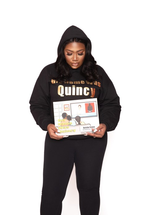 His Name Was Quincy - An Interview with Keisha Green