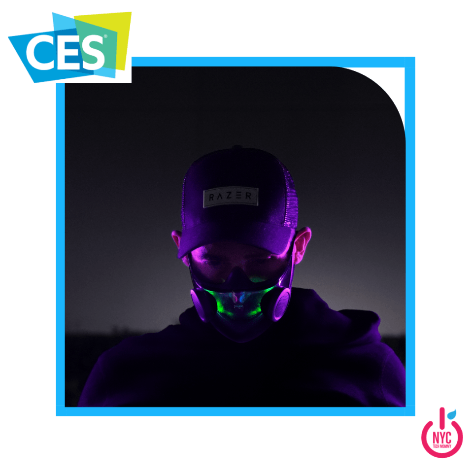 Razer Project Hazel - N95 Smart Mask - Top Tech Trends and Gadgets CES 2021