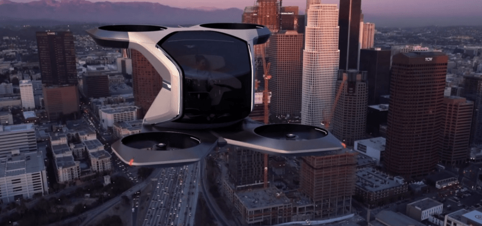 Cadillac VTOL - Top Tech Trends and Gadgets CES 2021