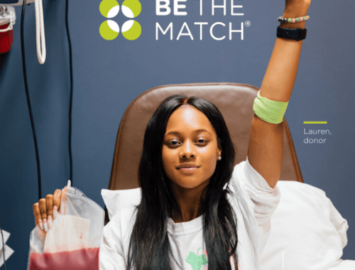 How to Save a Life by Joining Be The Match