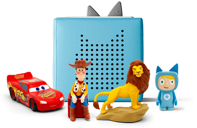Tonibox -- a screen-free toy that will inspire creativity and foster imagination through music and storytelling.