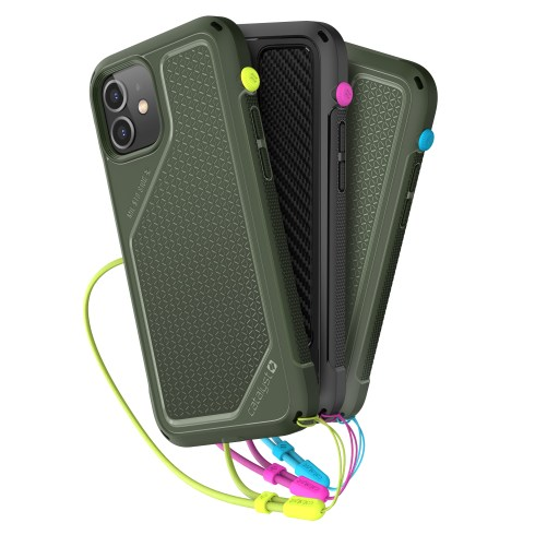 Catalyst iPhone 12 series -- total protection waterproof iPhone 12 cases