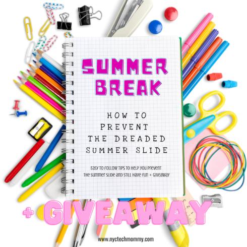 Easy Tips to Help Prevent the Summer Slide -- Summer Activities for Kids - edHelper