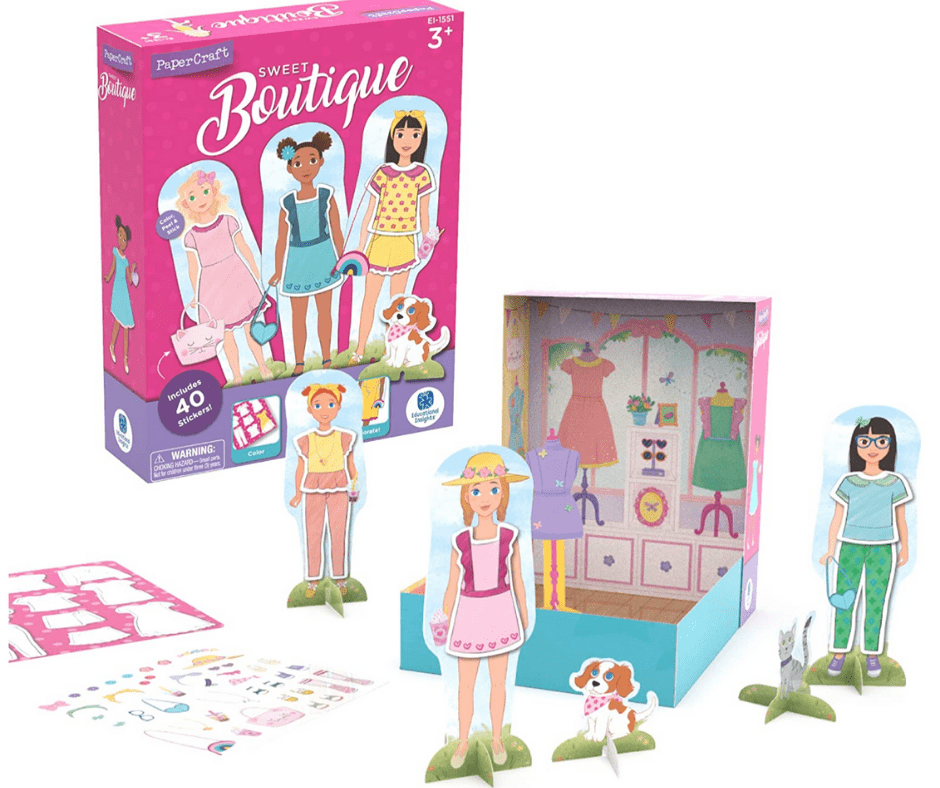 Summer Learning Toys Sweet Boutique
