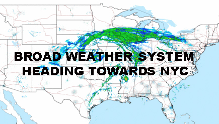 BROAD SYSTEM HEADING TOWARDS NYC