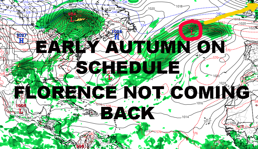 NYC AUTUMN WEATHER COMING FLORENCE VISITS EUROPE