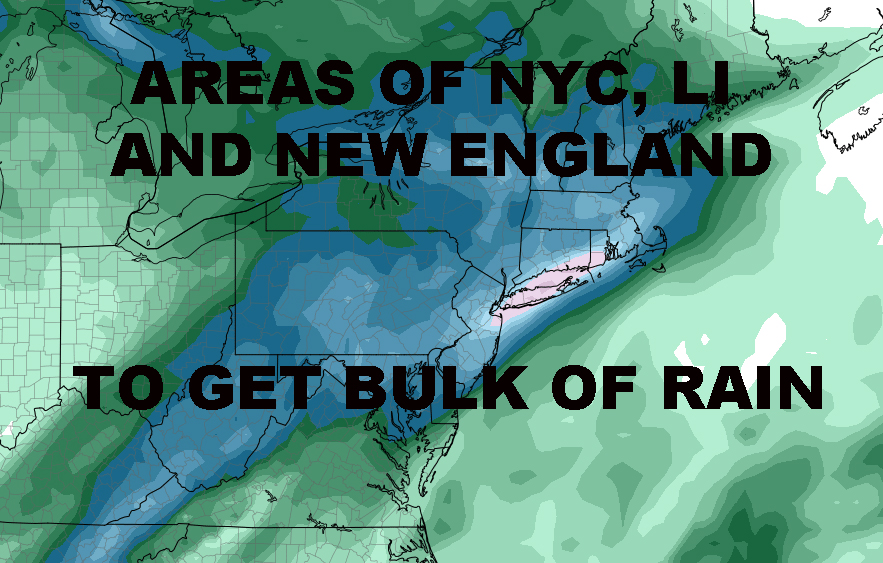 NYC METRO AREA FLASH FLOOD WATCHES POSTED COLD BLAST AHEAD