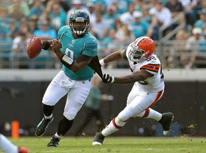 Veteran quarterback David Garrard dumped by the Jacksonville ...