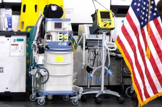 NY has 6-day ventilator supply left in coronavirus fight: Cuomo ...