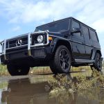 Test Drive 2014 Mercedes Benz G63 Amg Is A Military Grade Luxury Suv New York Daily News