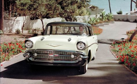 Don't stop at headliners like the Bel Air when it comes to all-time great Chevy cars.