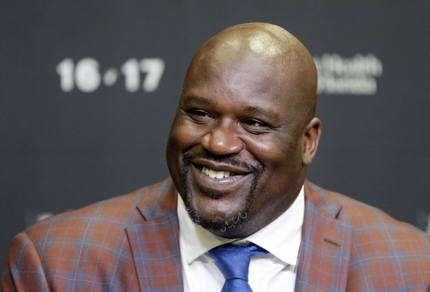 Image result for Shaquille O'Neal