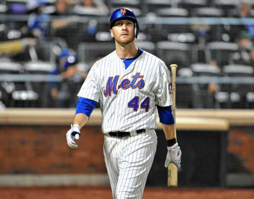 Jason Bay never lived up to his contract with the Mets.