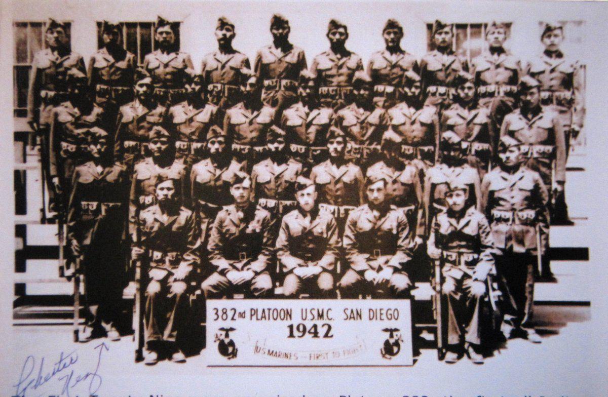 92 Year Old World War Ii Navajo Code Talkers In Utah