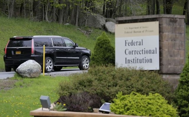 Michael Cohen's new home at Otisville prison is just 70 miles from Manhattan, but a long way from Park Avenue