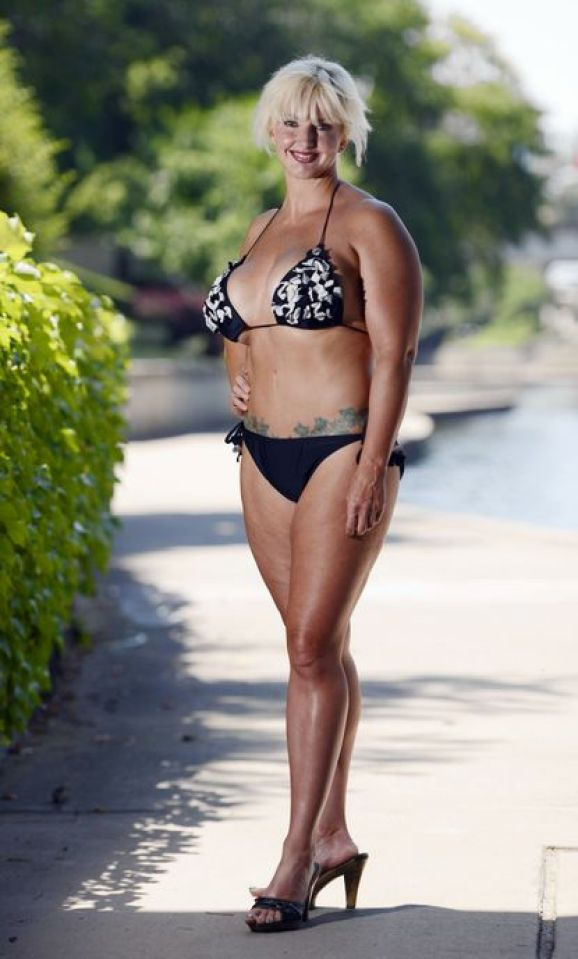 EXCLUSIVE: Full-figured Missouri woman who was kicked out of pool is proud  of her body - New York Daily News