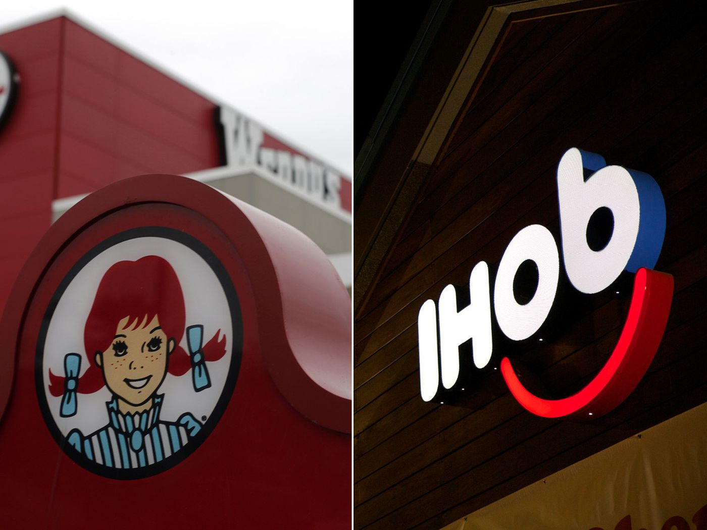 Fast Food Restaurants Roasting Ihob