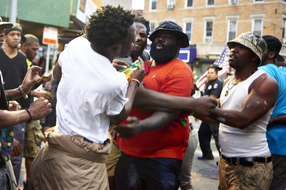 Don't believe the myth that African-Americans don't care about 'black-on- black' crime - New York Daily News