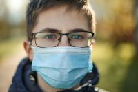 Small study implies wearing glasses could protect against coronavirus