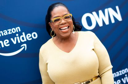 Oprah Winfrey hitting the road with Weight Watchers