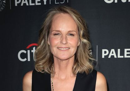 Actress Helen Hunt hospitalized after roll-over car accident in Los Angeles