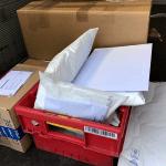 Brev og pakker
