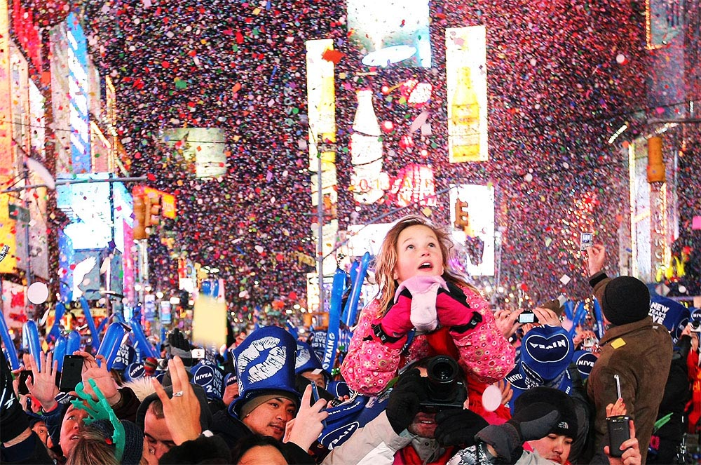 New Years Eve at Times Square Family Pass   NYC New Years Eve 2019 Times Square Family Pass Times Square New Years Eve 2019