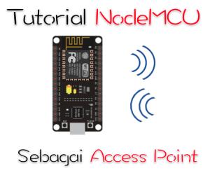 Thumbnail NodeMcu - Access Point